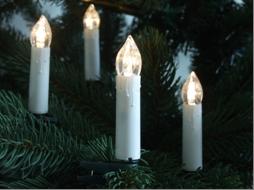 Valgusküünlad 20 LED lampi