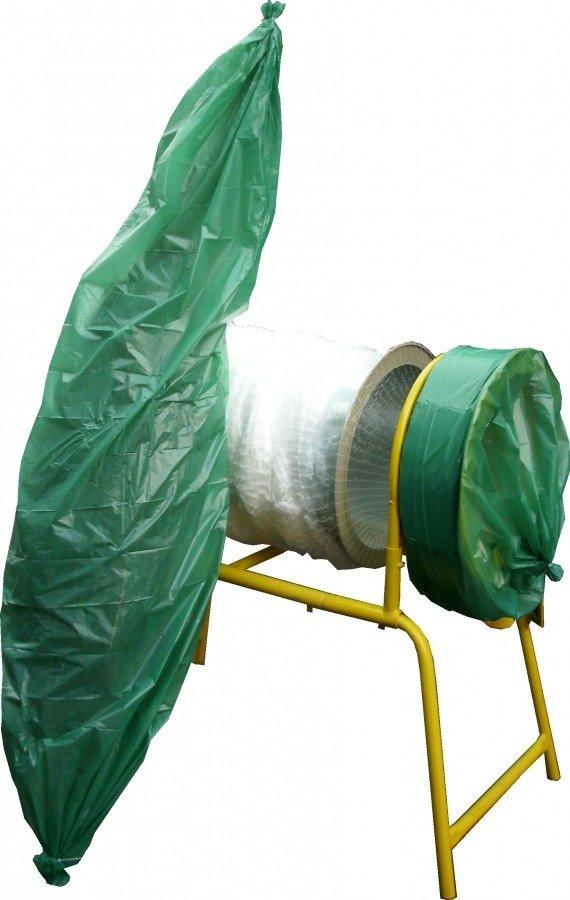 Pakkekile jõulupuudele 45cmX120m roheline
