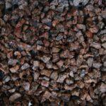 Dekoratiivkillustik graniit punakas 3/8 lahtiselt