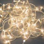 Valguskett 300 LED lampi soevalge