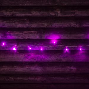Valguskett lilla 40 LED lampi