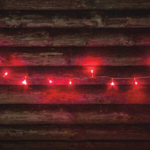Valguskett punane
