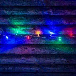 Valguskett multicolor
