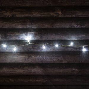 Valguskett 120 LED lampi