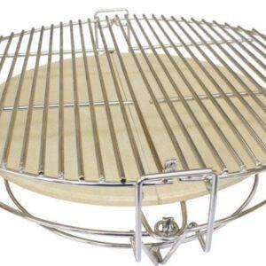 Kamado Edelgran kuumusejagaja komplekt Lux 23´´ grillile