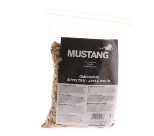 Mustang õunapuulaastud suitsutamiseks 2L