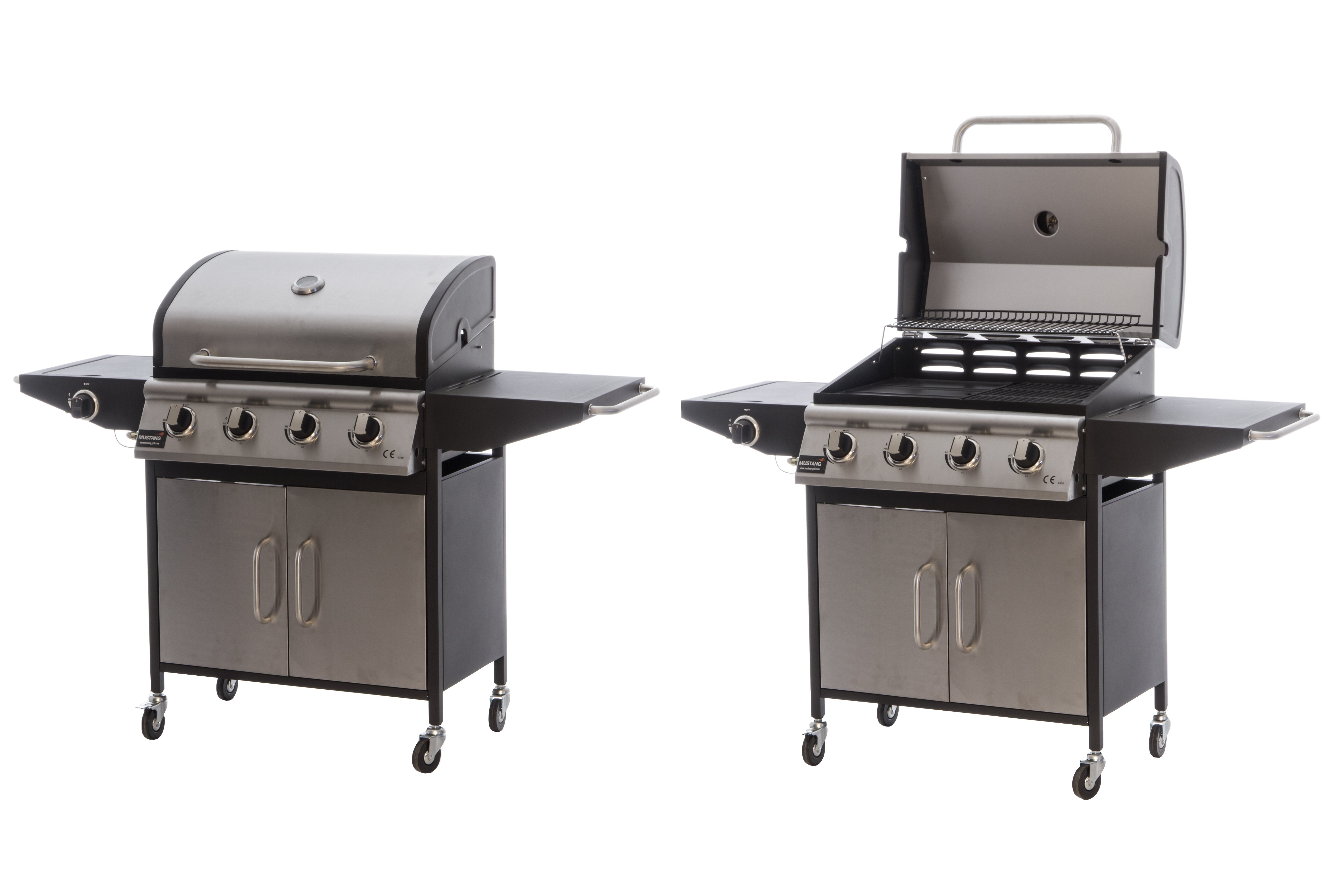 Gaasigrill Mustang Tennesee 4+1