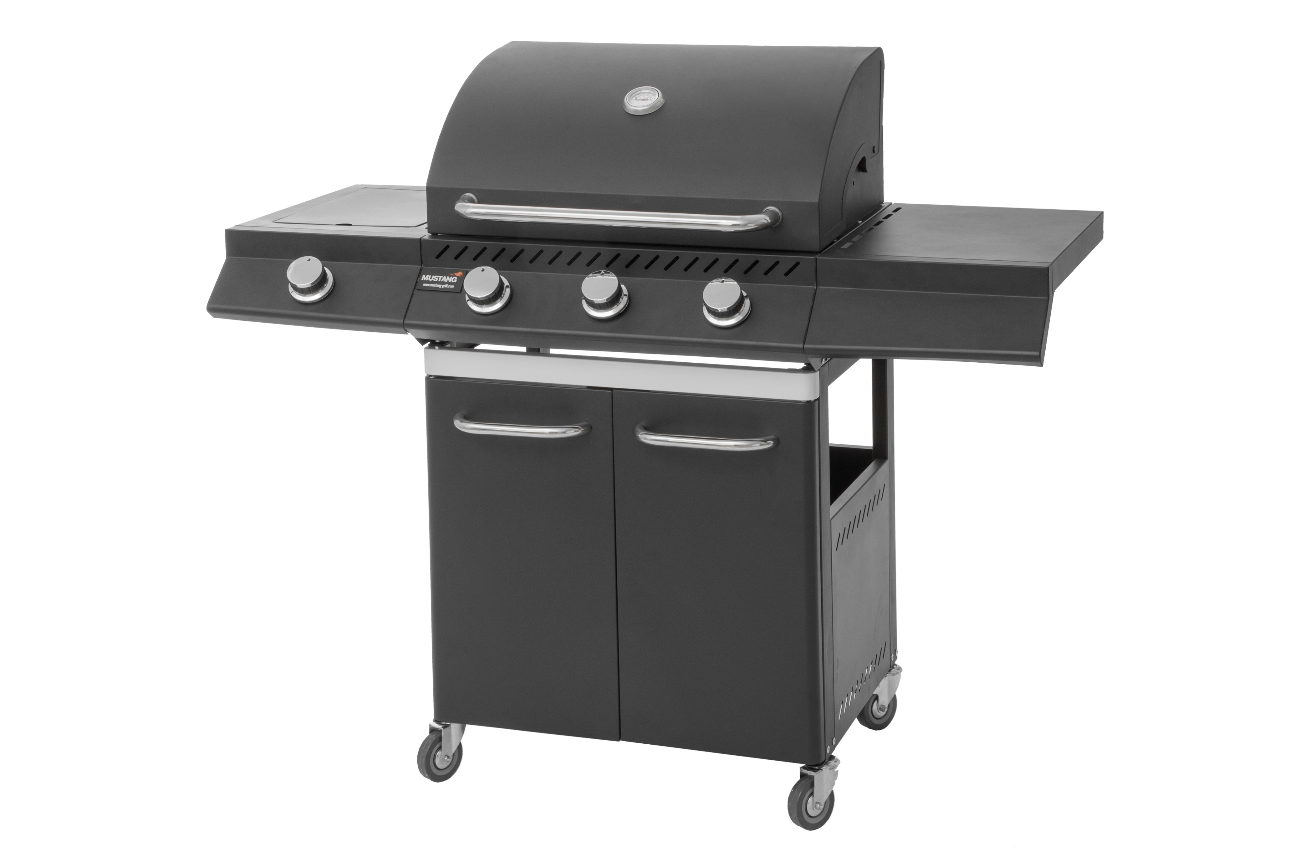 Gaasigrill Mustang Knoxville 3+1
