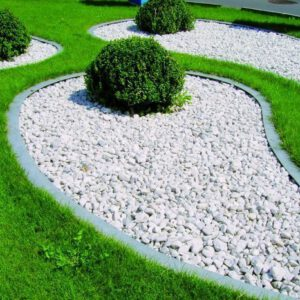 Dekoratiivkruus  Carolina-valge 90/150 20kg