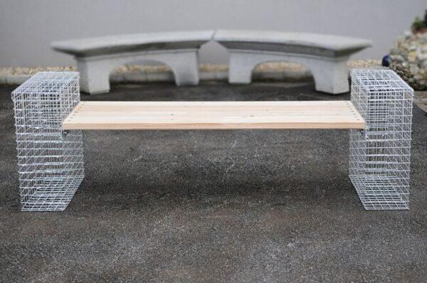Istepingi ümbris dekoratiivkividele ilma puiduosata
