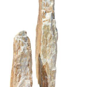 Kalju- ja rahnukivid kuldne kvarts 80-220cm