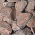 Looduslik dekoratiivkivi Punane 30/60 8kg