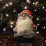Jõuluvana 84cm punane