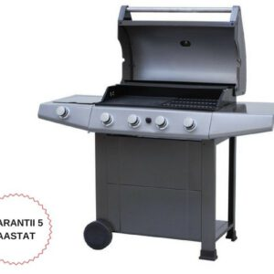 Gaasigrill Mustang Greyhound 4+1
