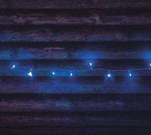 Valguskett sinine 80LED