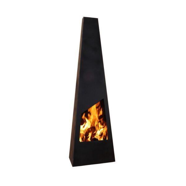 Dreamfire®  välikamin Salzburg XL Black