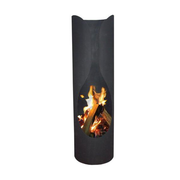 Dreamfire®  välikamin Sölden Black