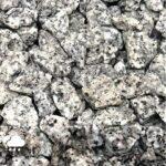 Dekoratiivkillustik Valge-must graniit 16/22 8kg